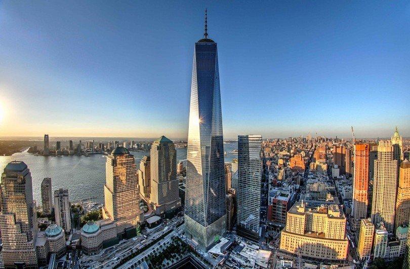One WTC (courtesy of Michael Mahesh via AECOM)