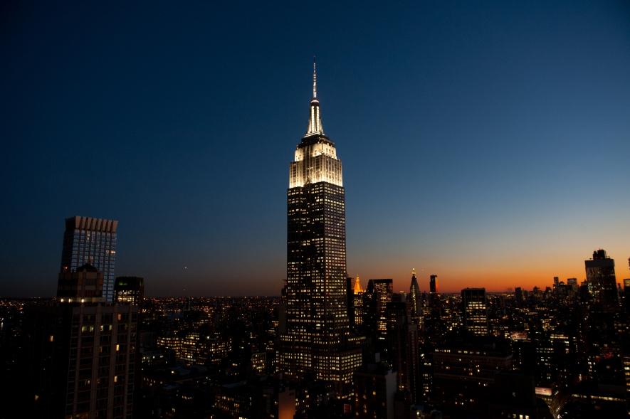 Empire State Building (courtesy of ESBNYC)