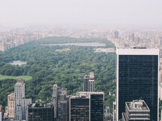 10 of the Greenest Office Buildings in NYC