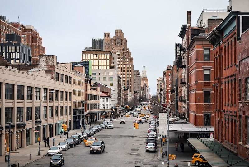 Solar Carve Tower Is the Meatpacking District's New Architectural Landmark
