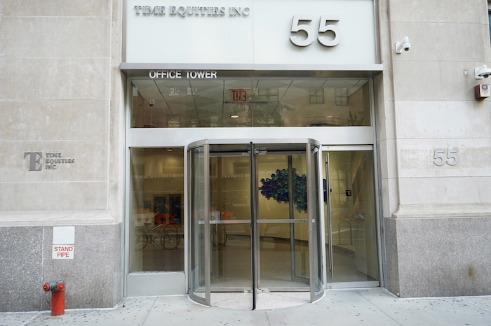 55 Fifth Avenue, Yeshiva University Office Space