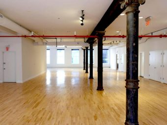Creative Style Office Loft, Classic SoHo Full Floor, Wooster Near Prince St.