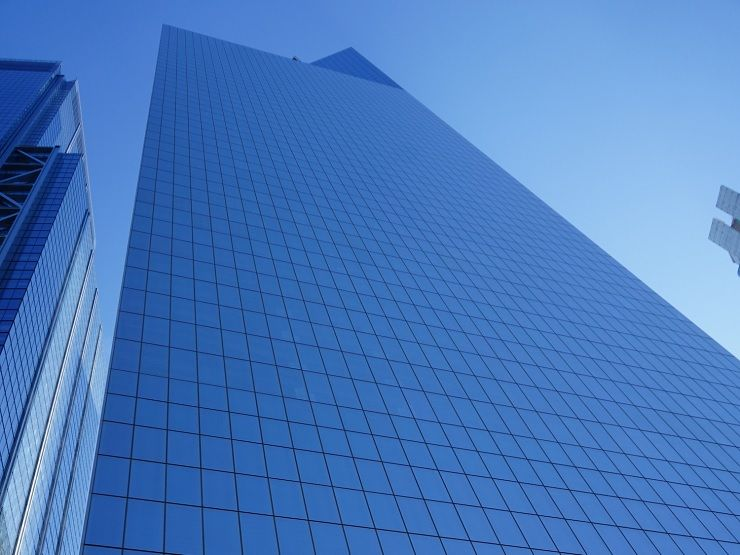 4 World Trade Center Office Space