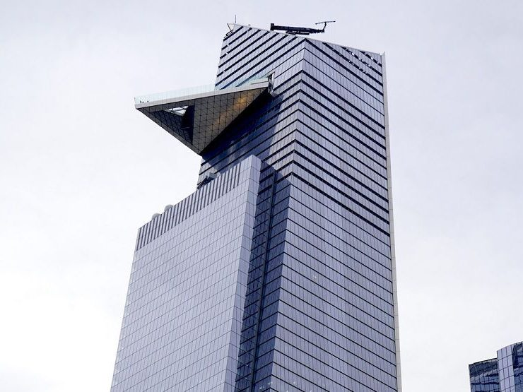 10 Hudson Yards Office Space for Lease