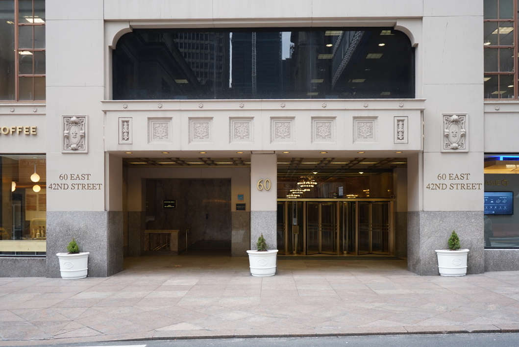 60 East 42nd Street, One Grand Central Place Office Space