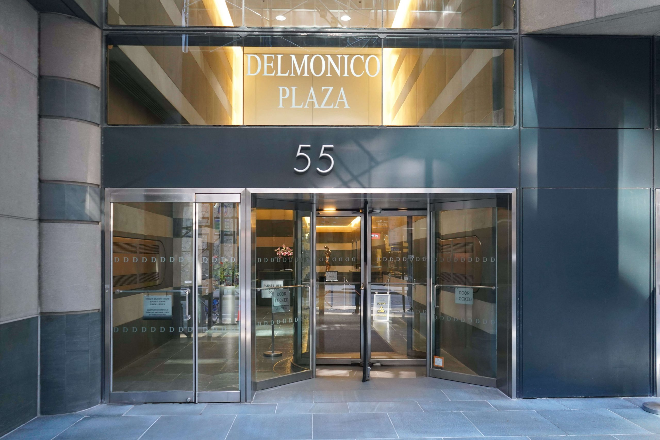 55 East 59th Street, Delmonico Plaza Office Space