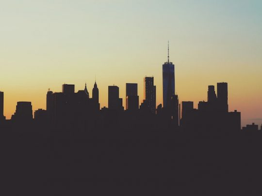 New York City and the impact of the coronavirus