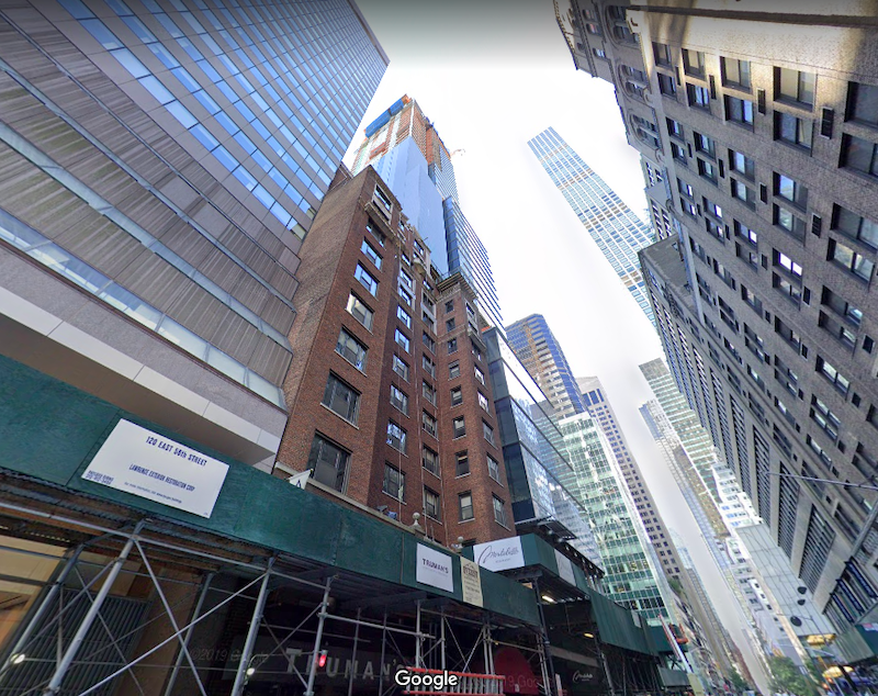120 East 56th Street, Park56 Office Space for Lease