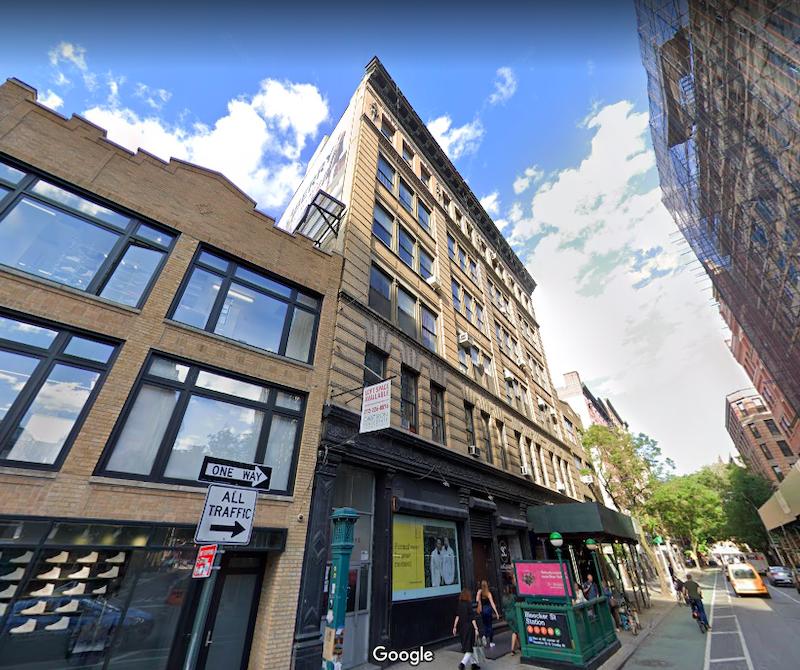43-49 Bleecker Street Office Space for Lease