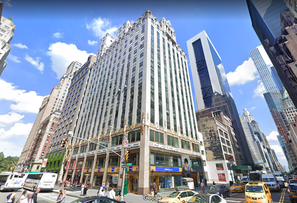 57 West 57th Street, Medical Arts Building Office Space