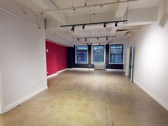 West 35 Street, Partial 6th Floor-3,300 SF Office