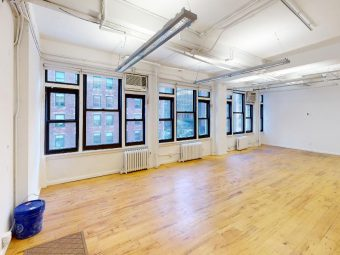 526 Seventh Avenue, Entire 7th Floor Office, 2,500 Square Feet