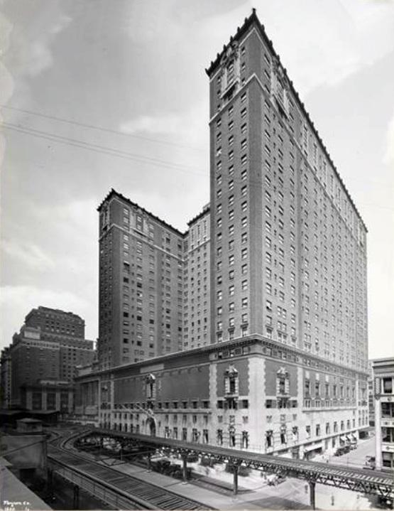 The Commodore Hotel, Manhattan | Metro Manhattan Office Space