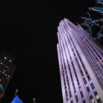 The Rockefeller Center Christmas Tree | Metro Manhattan Office Space