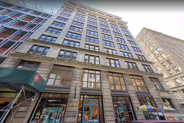 72 Spring Street Office Space for Lease
