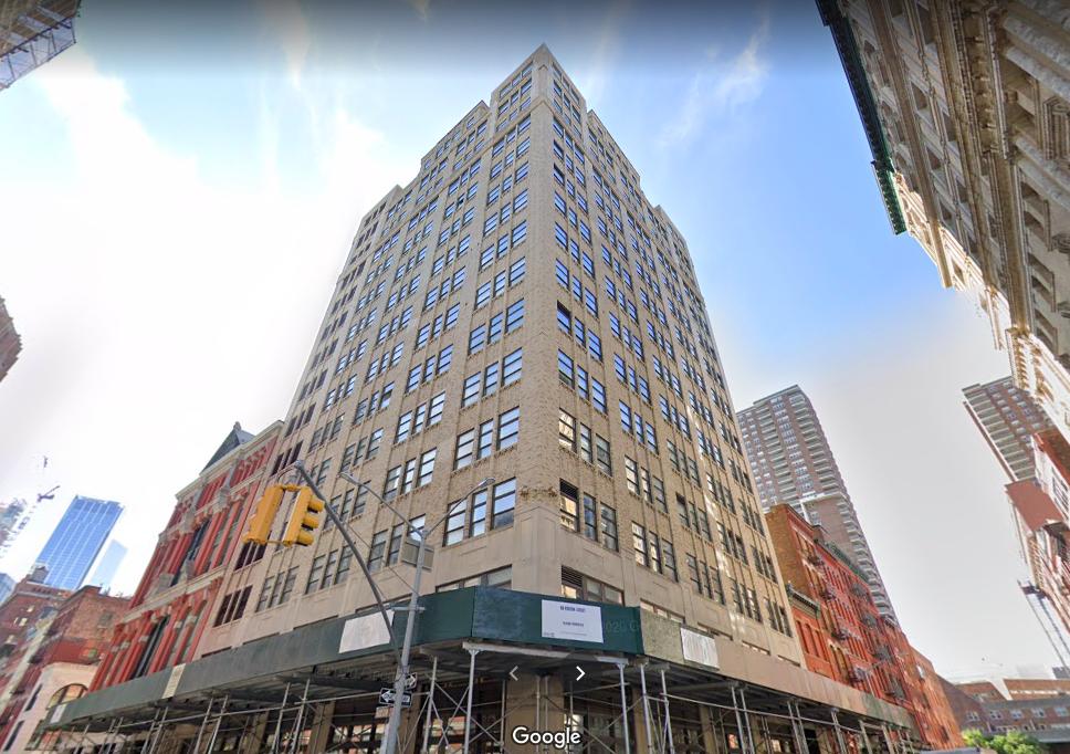 99 Hudson Street, Maltz-Franklin Building Office Space