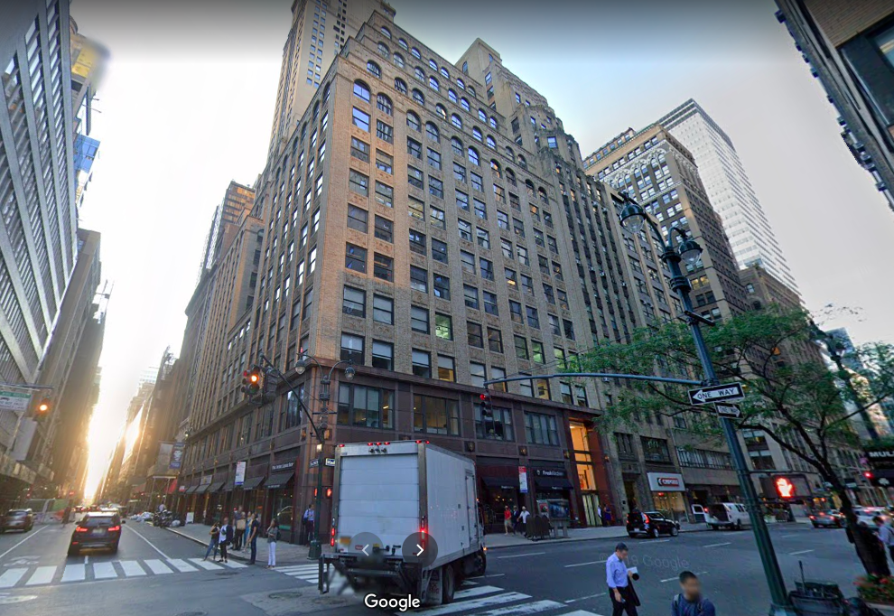 270 Madison Avenue Office Space for Lease