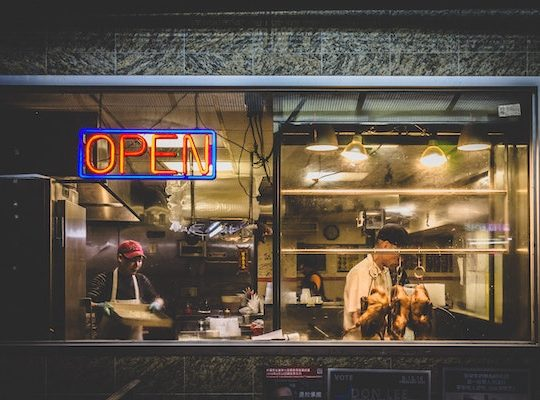 Restaurant industry in NYC recovery | Metro Manhattan Office Space
