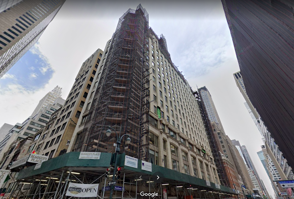 400 Madison Avenue Office Space for Lease