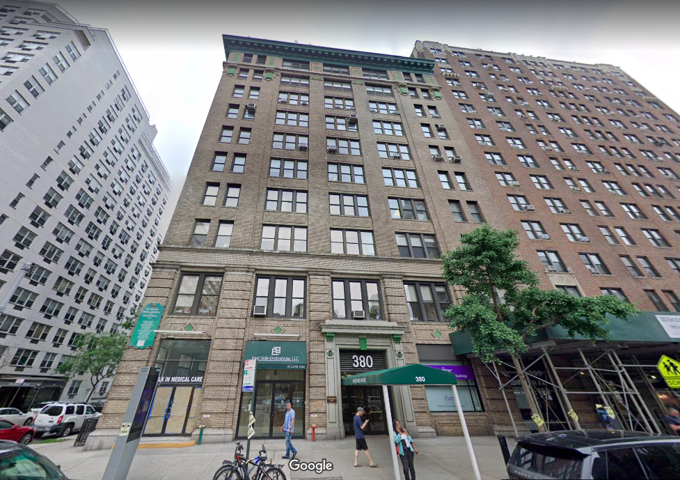 380 Second Avenue Office Space for Lease