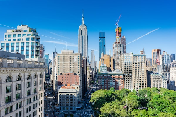 Office Space Availability in Manhattan Hits Highest Number on Record in Q1 2021