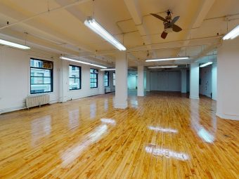 5,200 SF, Affordable Office Loft, W. 27 St