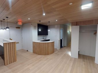 Former Cryotherapy Therapy Space-West 57 Street, Near Columbus Circle