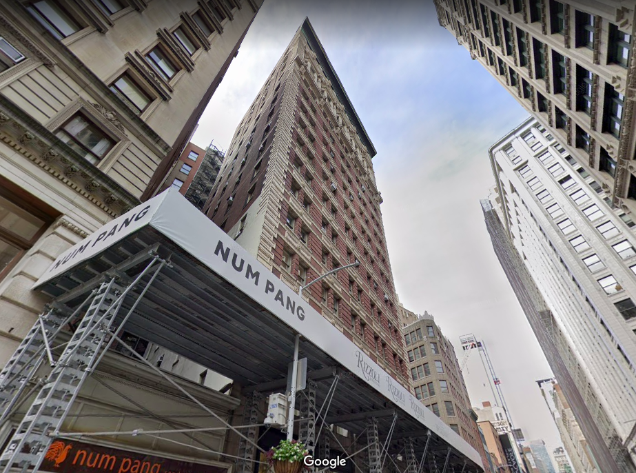 1133 Broadway, The St. James Building Office Space