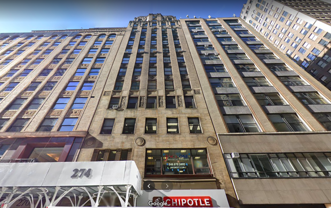 274 Madison Avenue Office Space for Lease