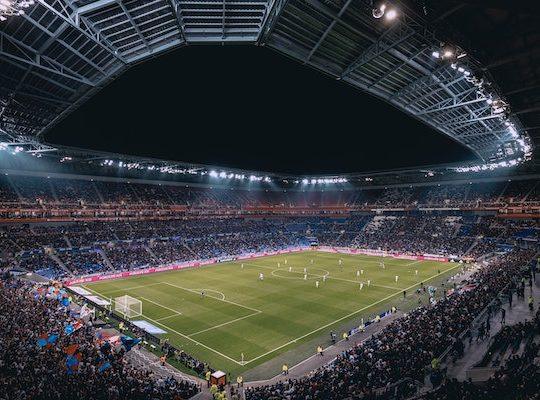 Sports Stadiums in the US | Metro Manhattan Office Space