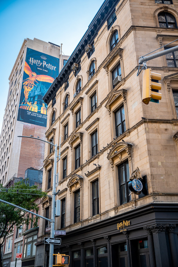 Harry Potter NY | Metro Manhattan Office Space