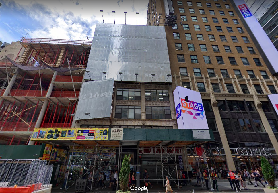 566 Seventh Avenue Office Space for Lease