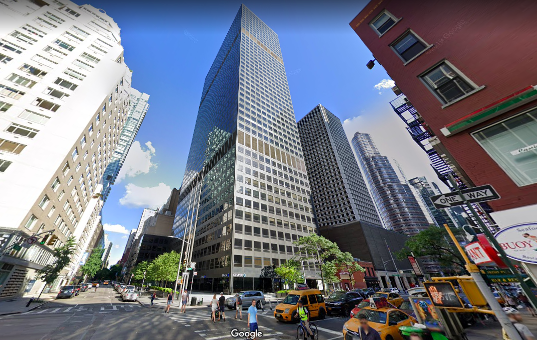 919 Third Avenue Office Space for Lease