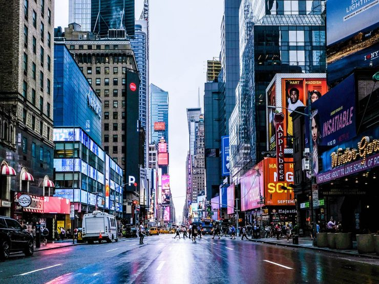Recovery in New York City's Retail Sector