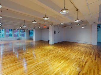 Office Loft with Terrace-West 37th Street