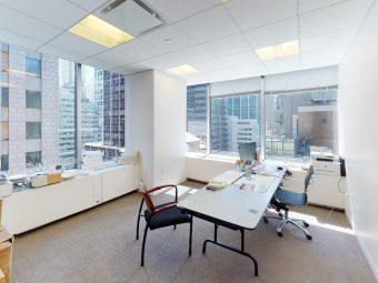 Trophy Class A Office-Efficient Corner Space, Madison Avenue, Low 60s