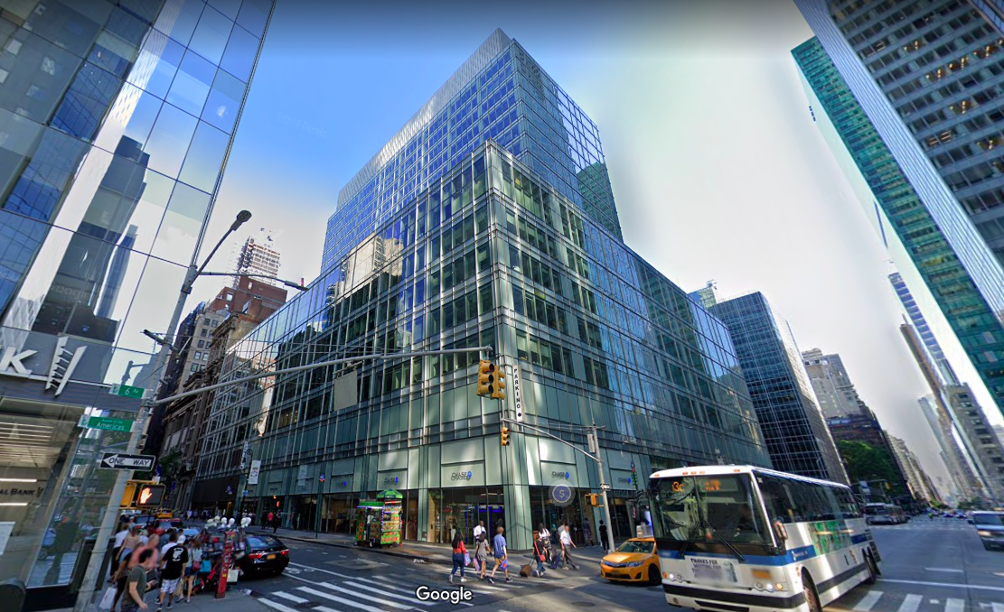 1120 Avenue of the Americas, The Hippodrome Center Office Space