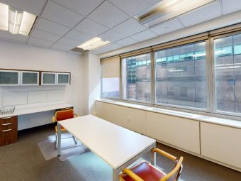 Affordable Madison Avenue Class A Plaza District Office Rental