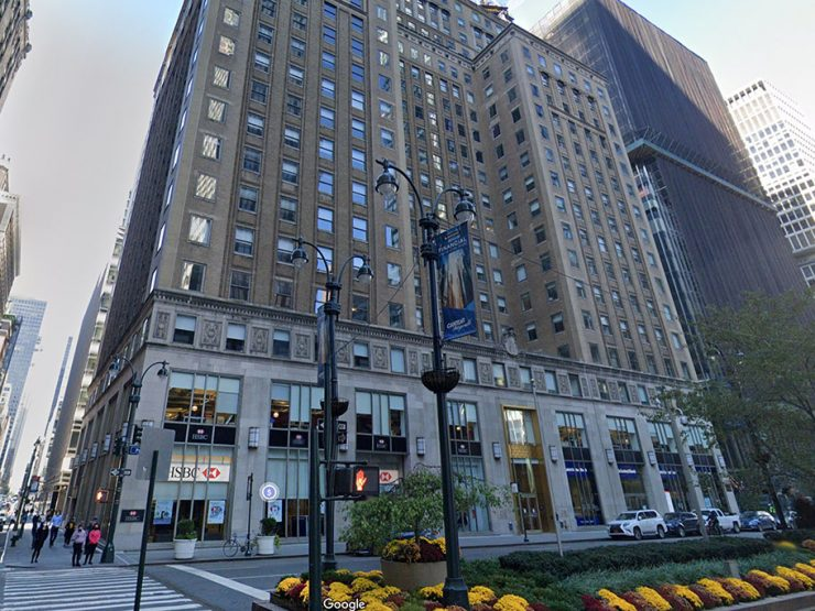 IWG's Big Lease at 250 Park Avenue Is the Latest Evidence that Coworking Offices Are Back