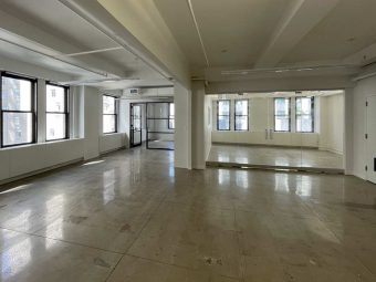 Polished Concrete Floors, Exposed Ceilings