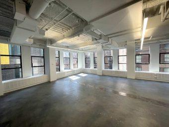 Broad Street Prebuilt Office, New Lobby