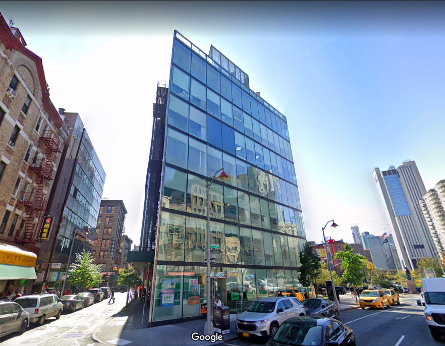 8 Catherine Street Office Space for Lease