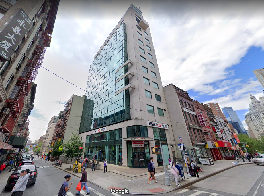 11 East Broadway Office Space for Lease
