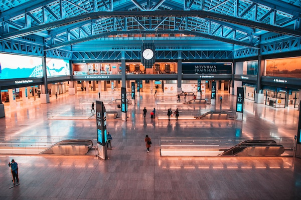 Penn Station: Past, Present and Future Iteration