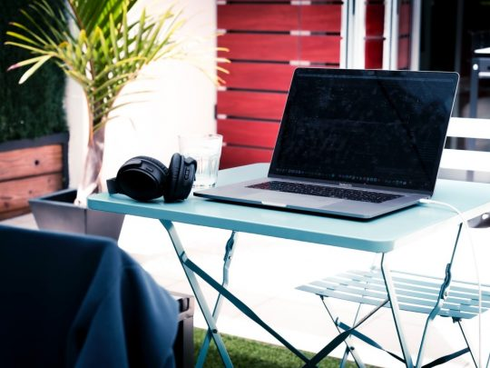Outdoor Space, the Most Sought-After Office Amenity Post-Pandemic