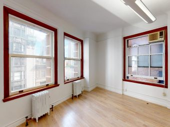 Broadway & 25th Street: Efficient Small Office, Good for Therapist or Psychiatrist