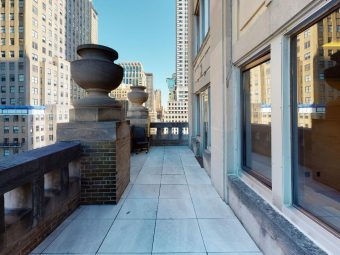 369 Lexington Avenue – Entire 26th Floor, Private Terrace with Panoramic Views