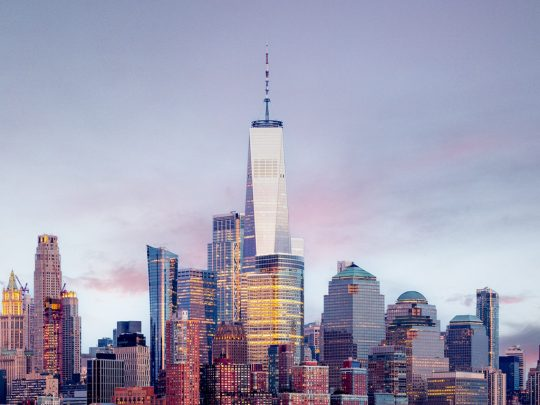 Supertall Towers May be Controversial, but They Point the Way to Stable, Sustainable Office Space